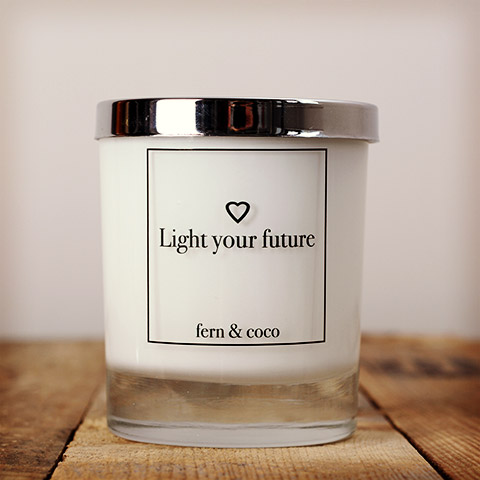 Light your future